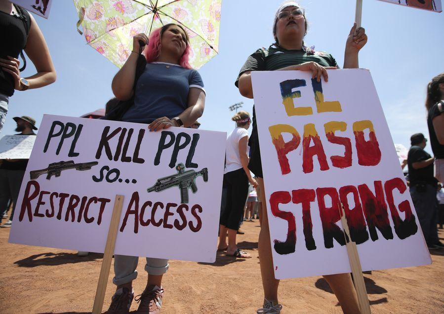 Mexicans sue Walmart over El Paso mass shooting - Xinhua | English.news.cn