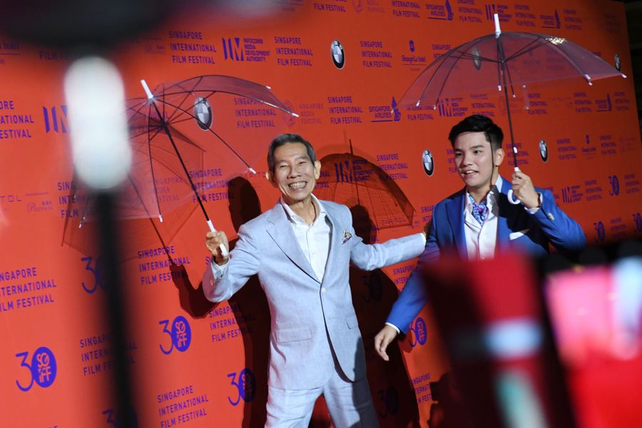 30th Singapore International Film Festival kicks off - Xinhua | English.news.cn