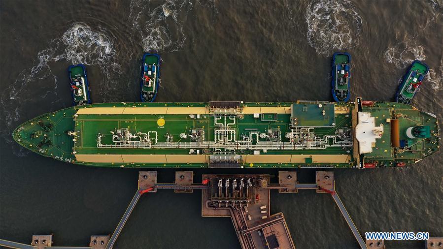 中国-河北-曹妃甸港天然气码头(CN)