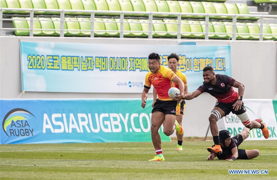 2020 Asian Games Football.Asia Rugby Men S Sevens Qualifiers For 2020 Tokyo Olympic