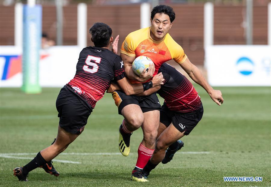 Asian Games 2020 Soccer.Asia Rugby Men S Sevens Qualifiers For 2020 Tokyo Olympic