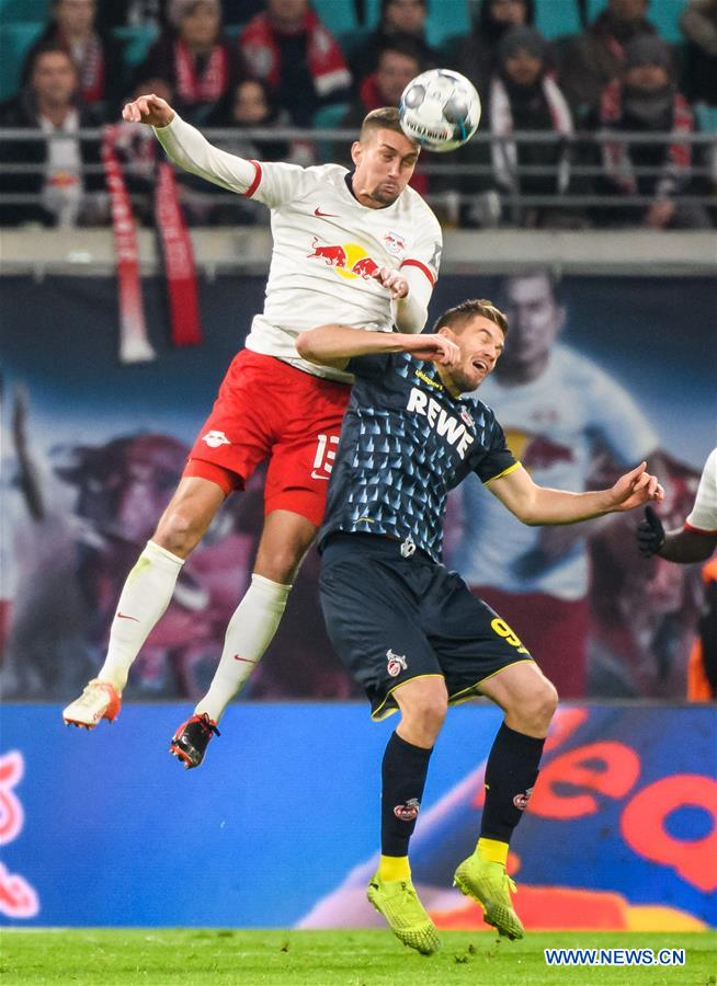 German Bundesliga Rb Leipzig Vs 1 Fc Koeln Xinhua English News Cn