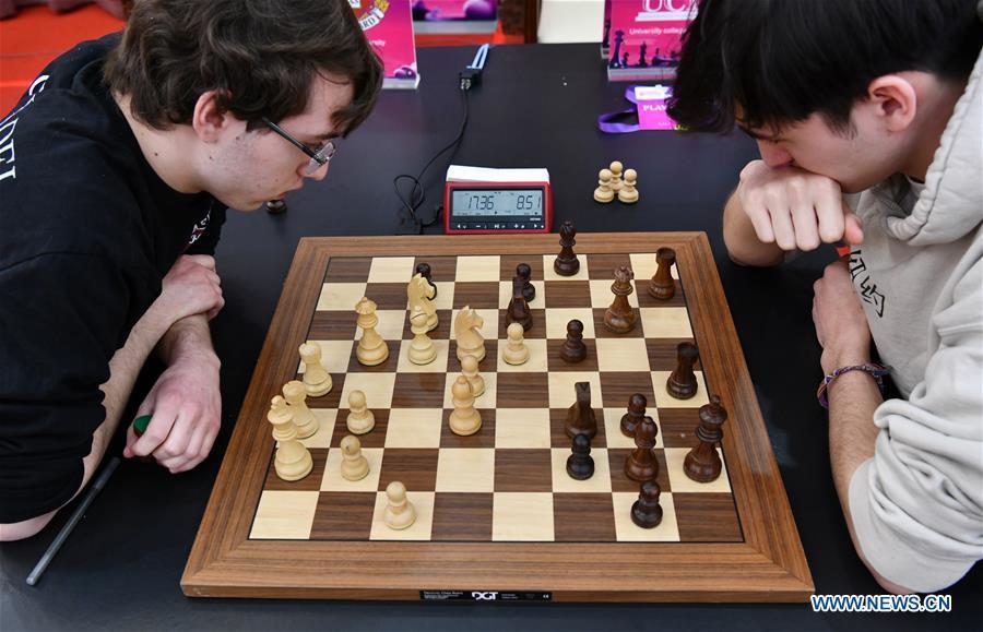 (SP)中国-天津-国际象棋世界著名大学比赛(CN)
