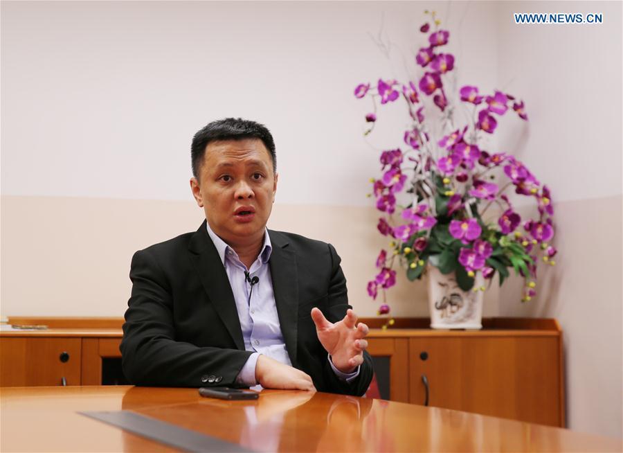 CHINA-HONG KONG-LAWRENCE TANG FEI-INTERVIEW (CN)