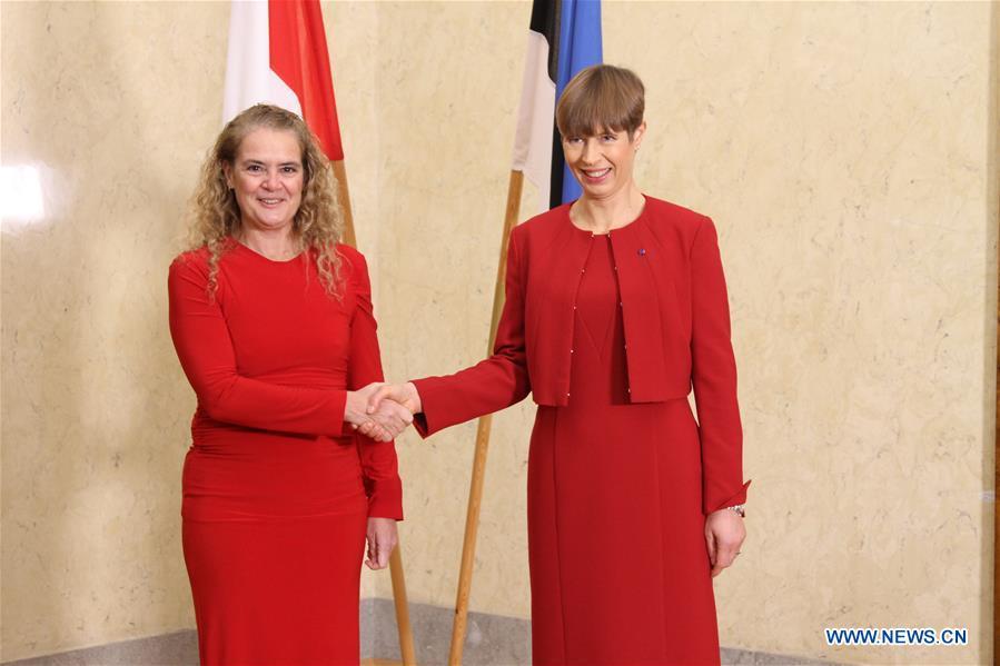 爱沙尼亚-塔林-加拿大总督