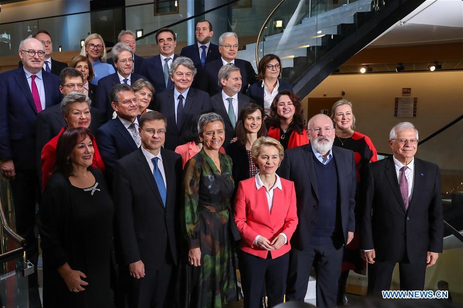 法国-斯特拉斯堡-欧洲委员会选举