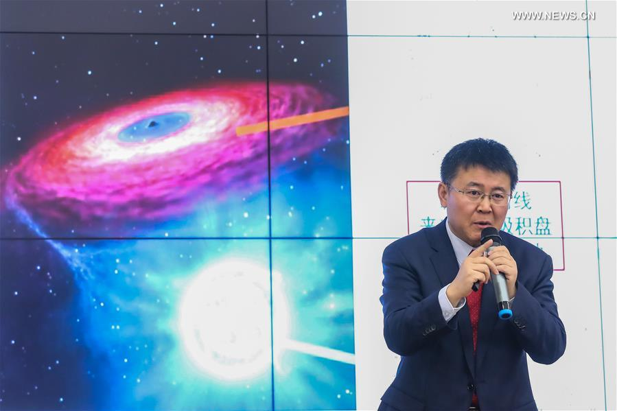 (EyesonSci) CHINA-BLACK HOLE-LB-1 (CN)