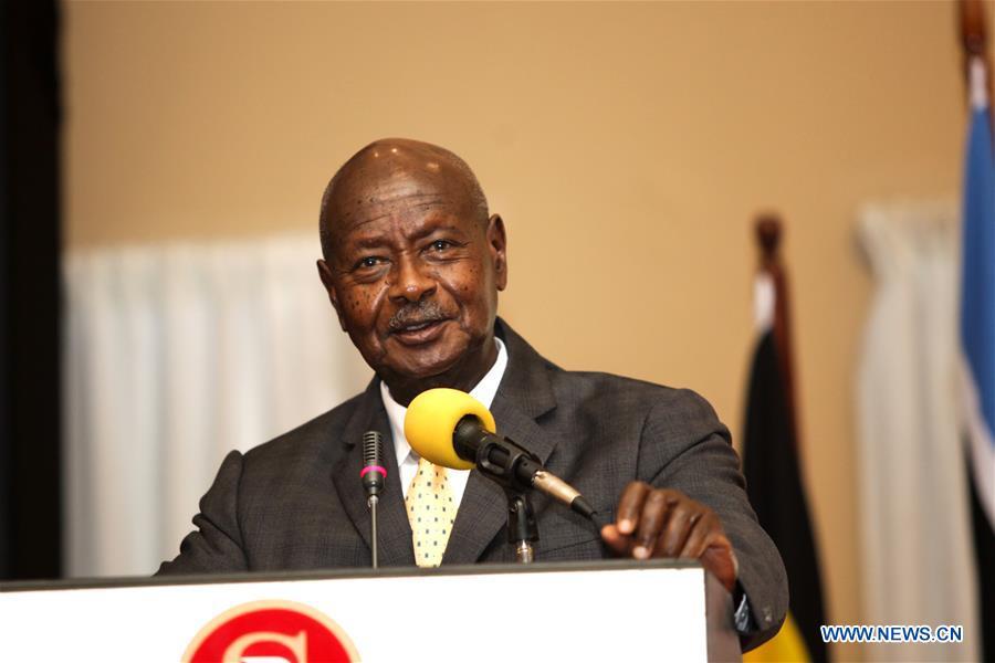 乌干达-坎帕拉-非洲-中国的减贫与发展会议