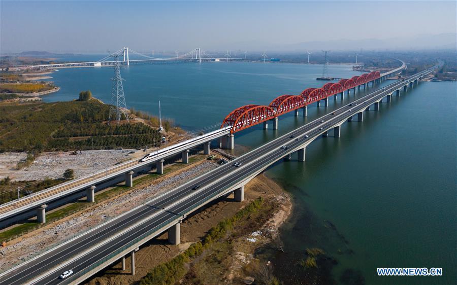 CHINA-HEBEI-ZHANGJIAKOU-HIGH-SPEED RAILWAY STATION-COMPLETION (CN)