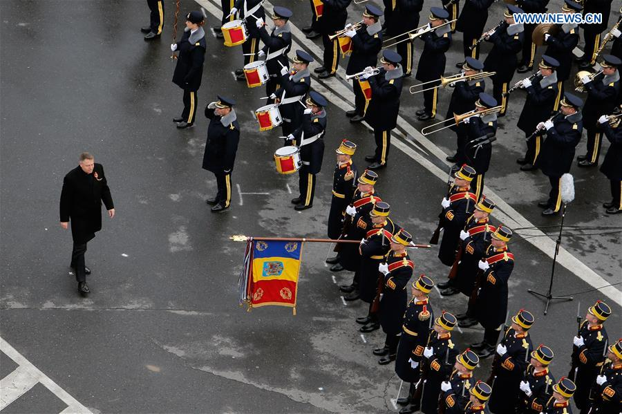 ROMANIA-NATIONAL DAY-CELEBRATION