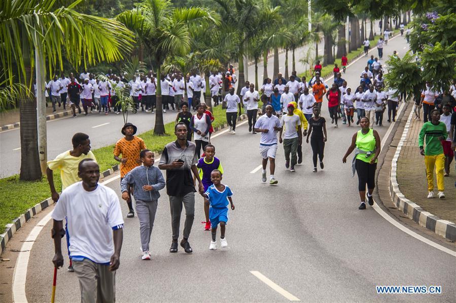 RWANDA-KIGALI-WORLD AIDS DAY-ACTIVITIES
