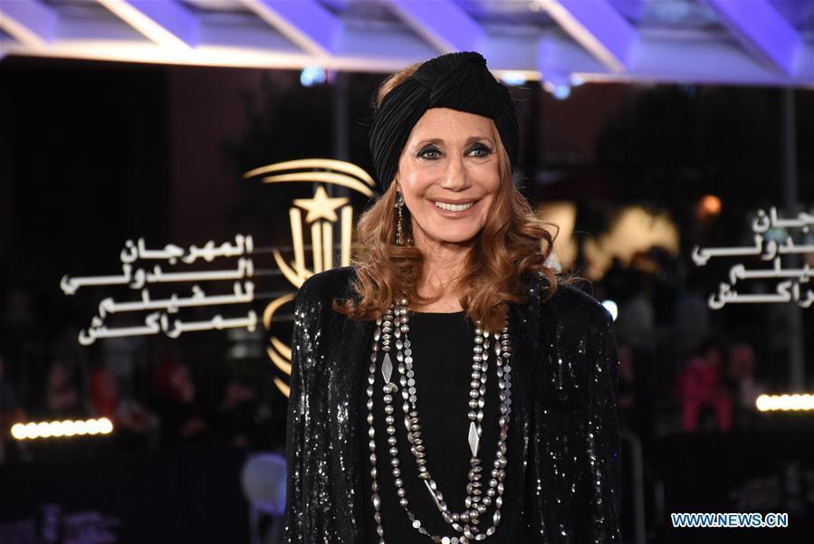 摩洛哥-马拉喀什电影节-半成品