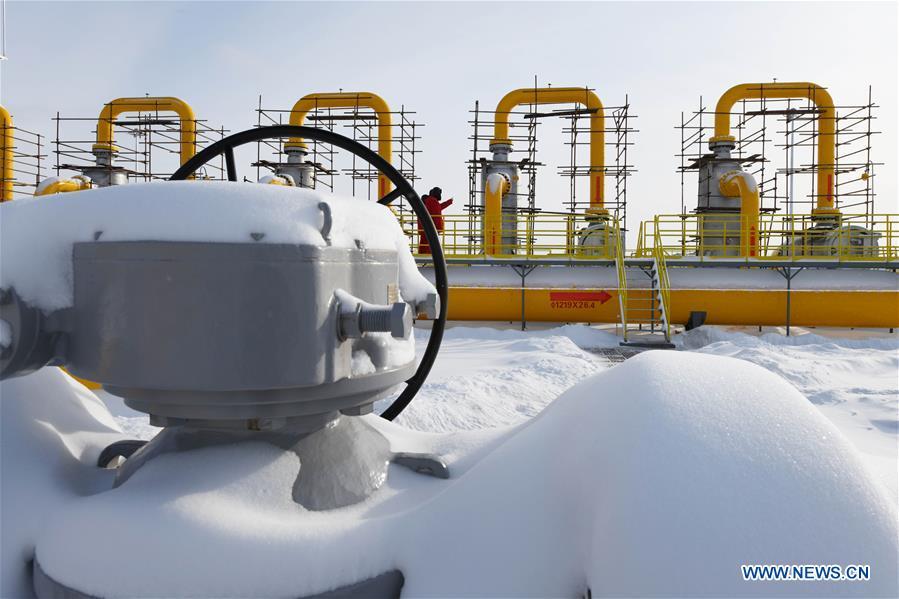 CHINA-HEI LONGJIANG-RUSSIA-EAST-ROUTE NATURAL GAS PIPELINE-OPERATION (CN)
