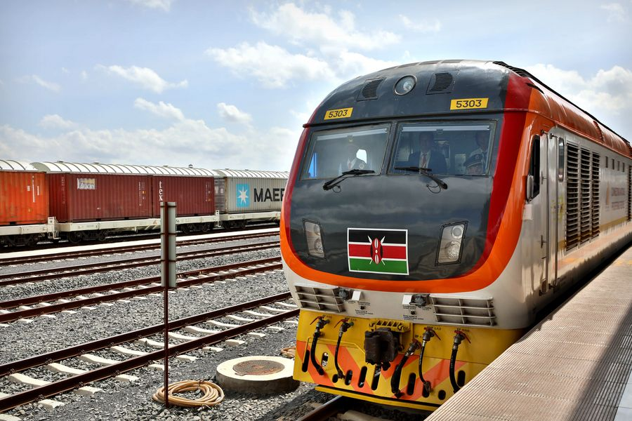 Kenya's SGR freight service tonnage rises 12 pct in first 9 months - Xinhua | English.news.cn