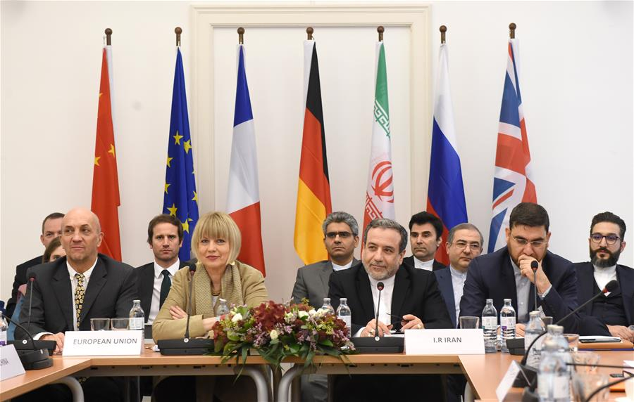 AUSTRIA-VIENNA-IRAN NUCLEAR DEAL-JOINT COMMISSION-MEETING