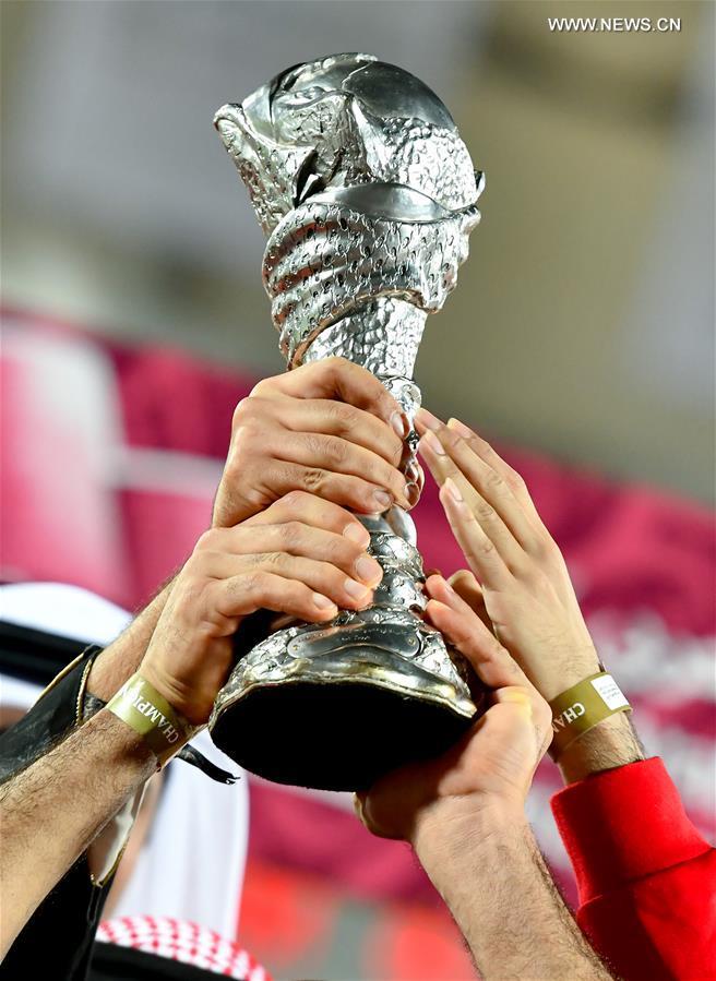 (SP)QATAR-DOHA-SOCCER-GULF CUP 2019-FINAL