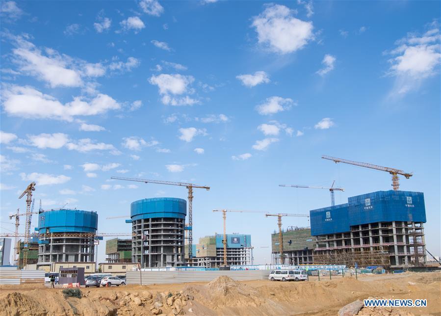埃及-新的行政资本建设-进展