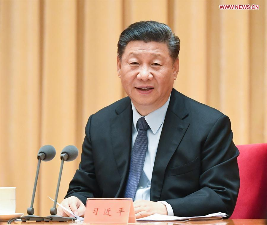 CHINA-BEIJING-CENTRAL ECONOMIC WORK CONFERENCE-XI JINPING (CN)