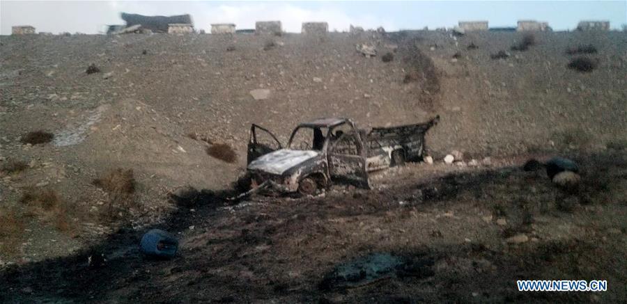 PAKISTAN-ZHOB-ACCIDENT