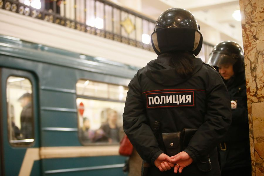 Russian security service detains 5 suspected terrorists - Xinhua | English.news.cn