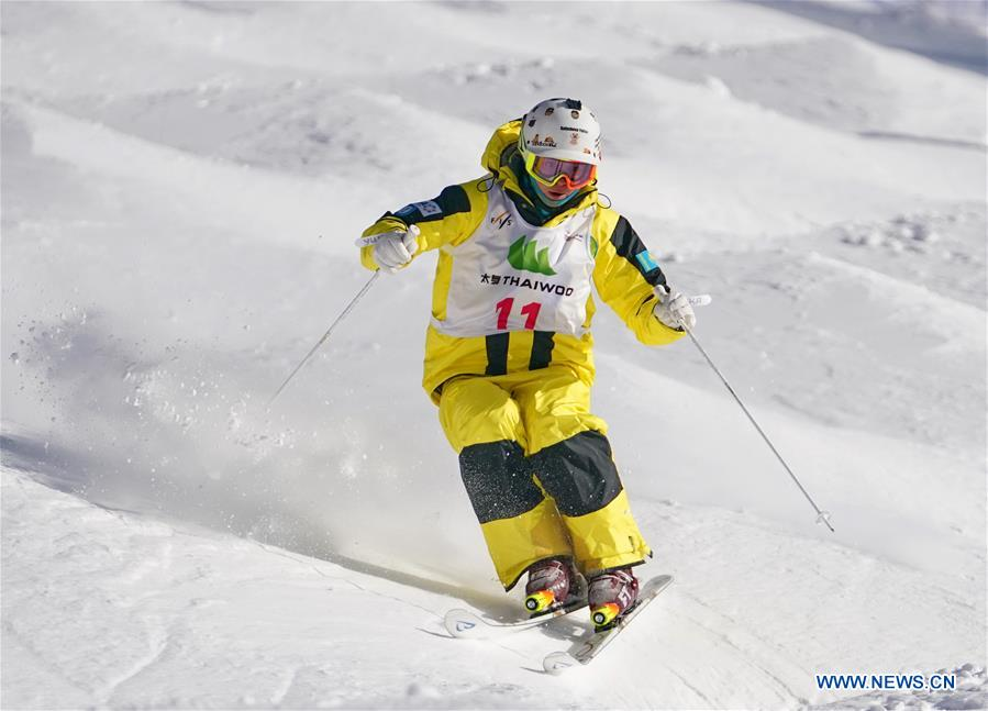 (SP)CHINA-CHONGLI-SKI-FIS FREESTYLE SKI MOGULS WORLD CUP (CN)
