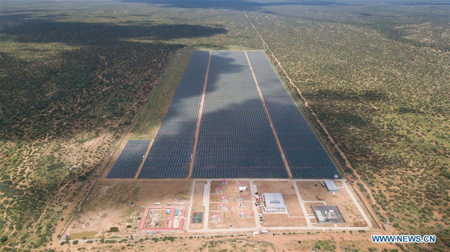 KENYA-GARISSA-PHOTOVOLTAIC-POWER PLANT
