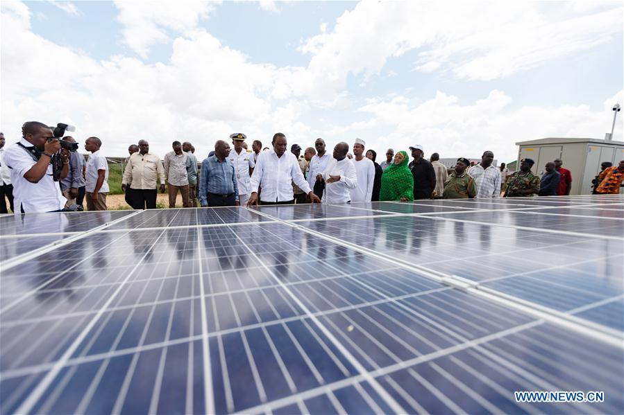 KENYA-GARISSA-PHOTOVOLTAIC-POWER PLANT