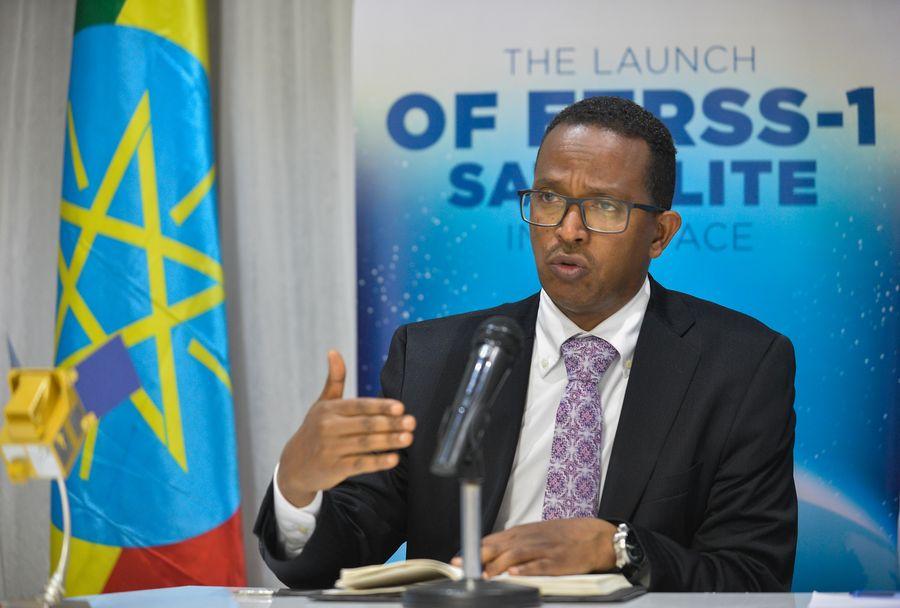 Ethiopia to have nation's 1st space satellite through Chinese partnership - Xinhua | English.news.cn