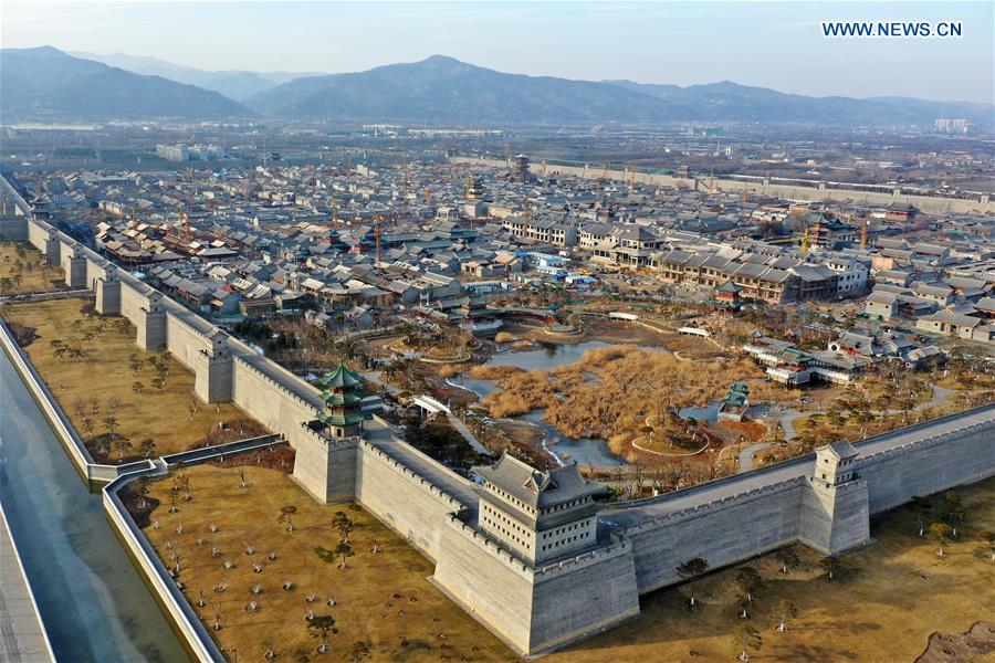 中国-山西-太原-古县