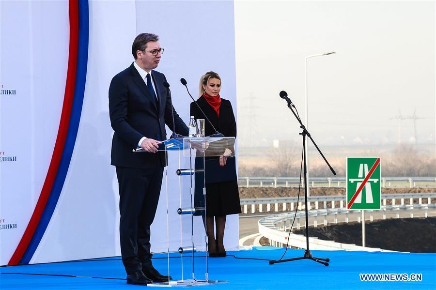 Serbian Capital Puts Into Use New