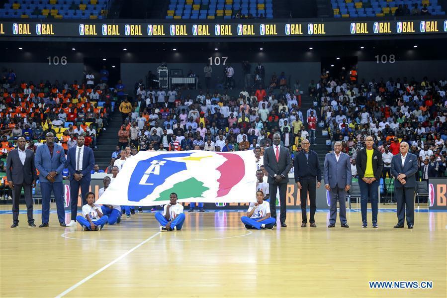 (SP)卢旺达-基加利-篮球-官方徽标公开