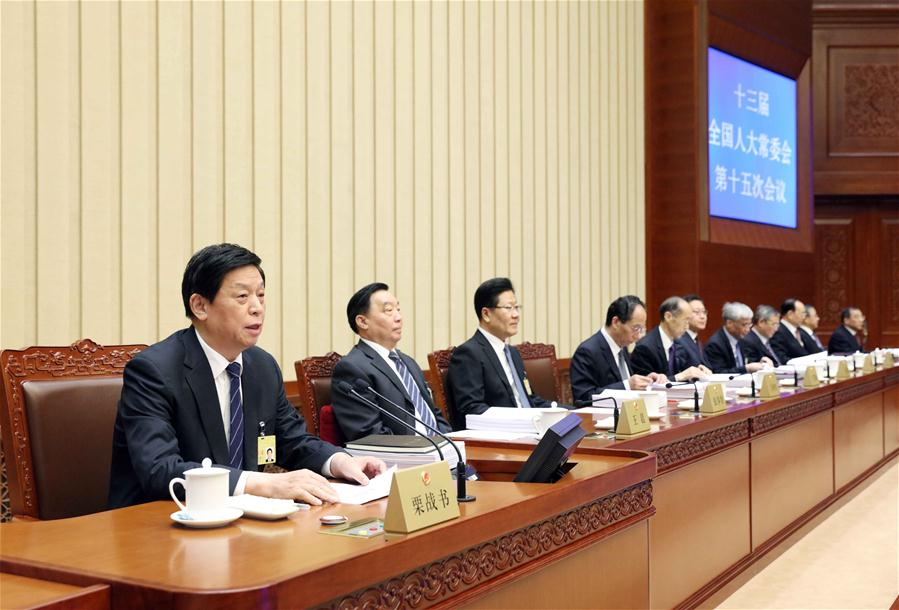 中国—北京—李湛湖—全国人大一次会议
