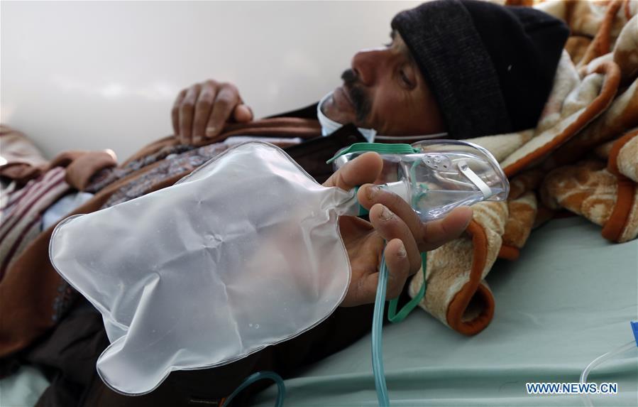 也门-SANAA-H1N1流感