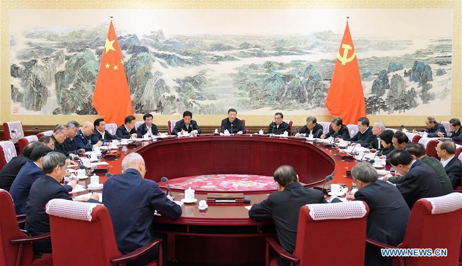 CHINA-XI JINPING-MEETING (CN)
