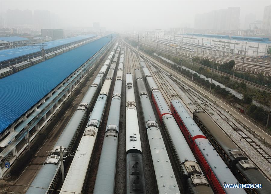 CHINA-HUNAN-RAILWAY-SAFETY CHECK (CN)
