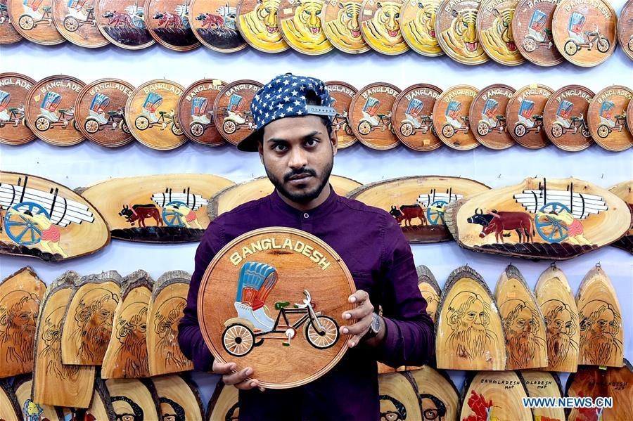 孟加拉国-达卡贸易展览会