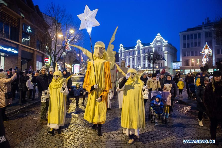 立陶宛-维尔纽斯三王游行