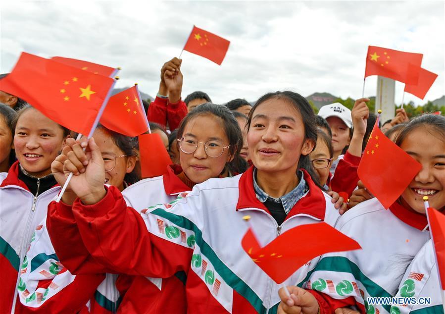 CHINA-TIBET-LHASA-EDUCATION (CN)