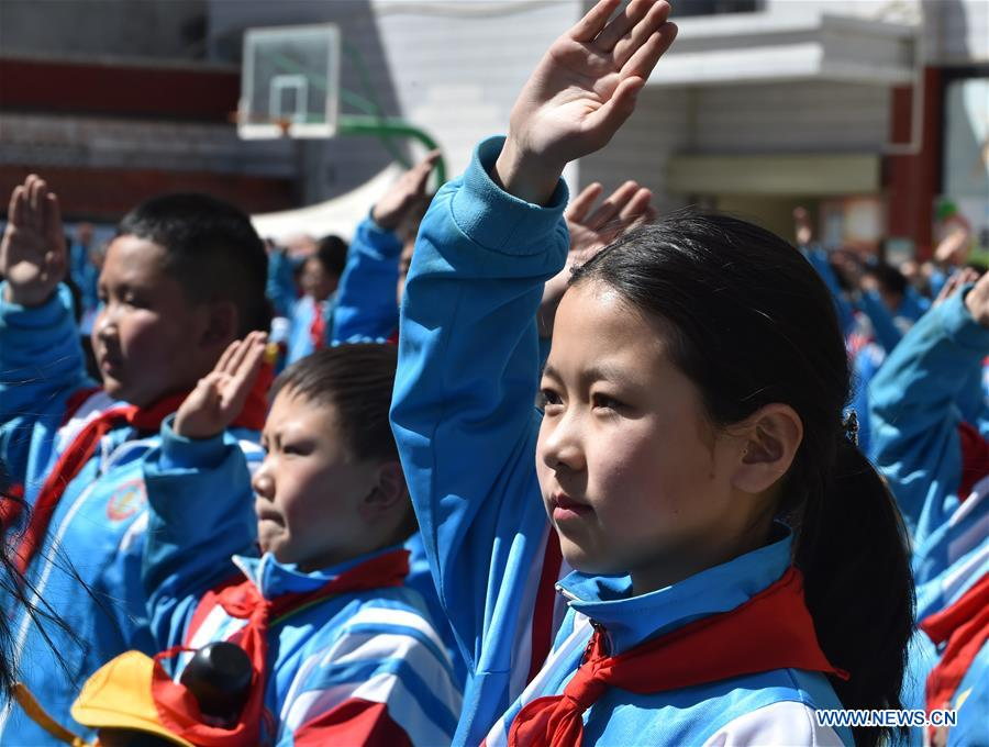 Education Quality Improved in Tibet