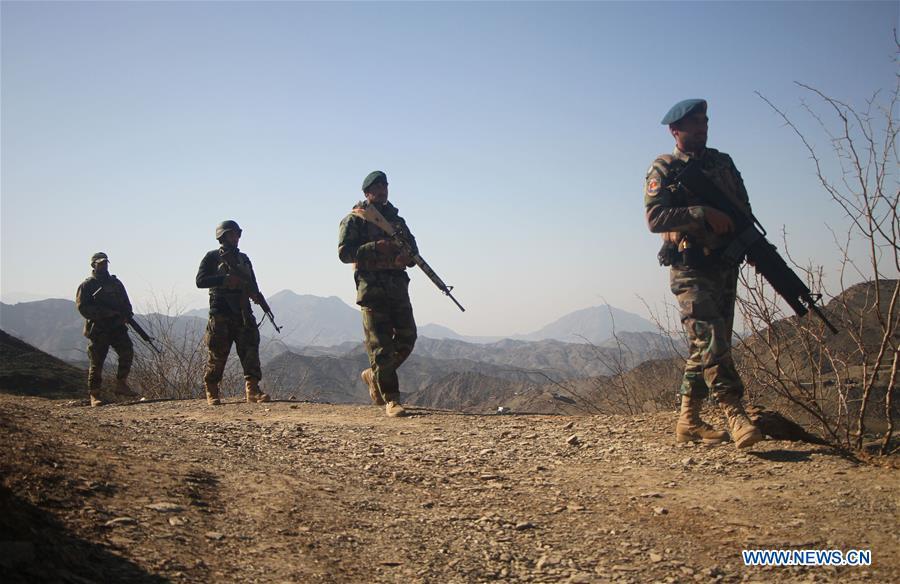 阿富汗-楠格哈尔-军事行动
