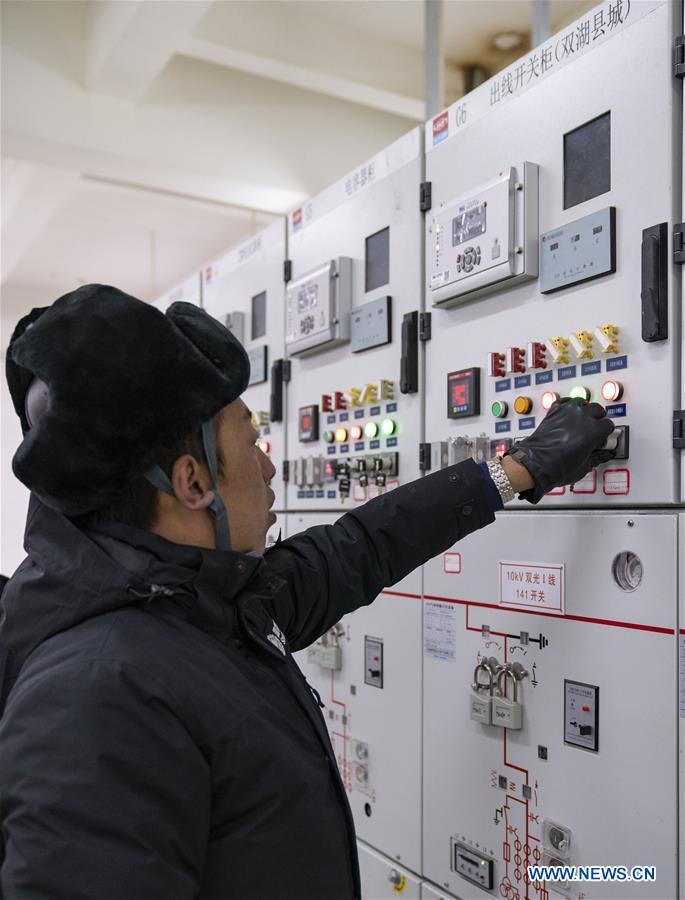 2019年见证西藏农村电网加速改造