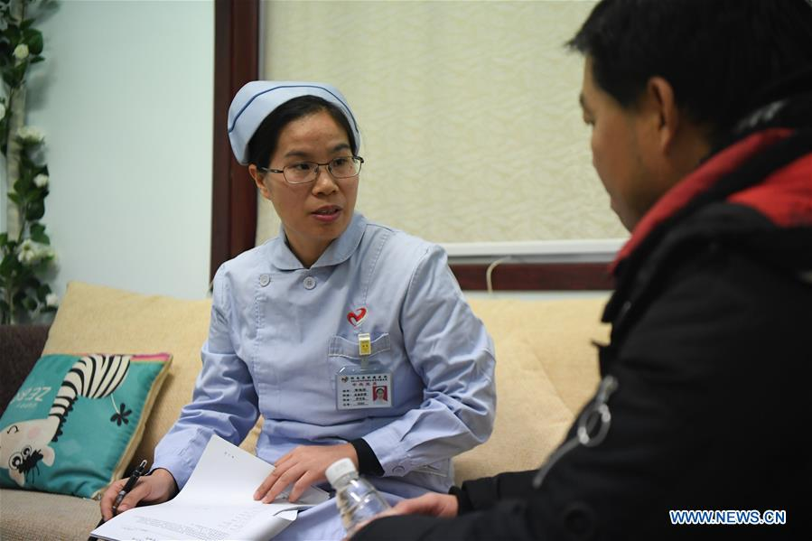 CHINA-HUNAN-CHANGSHA-CANCER-PSYCHOLOGY-CARE (CN)