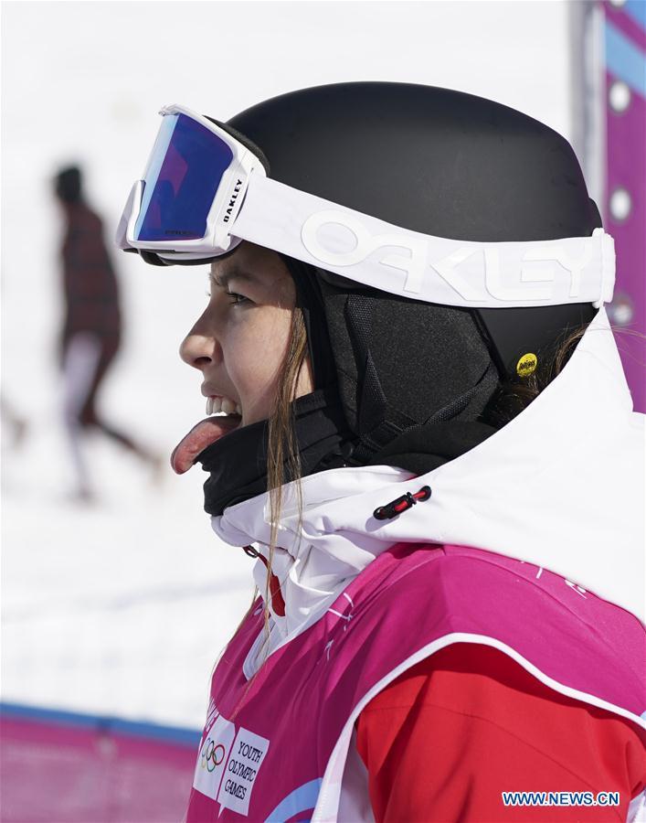 (SP)瑞士-莱辛-冬季瑜伽-夏季滑雪-女士FREESKI SLOPESTYLE