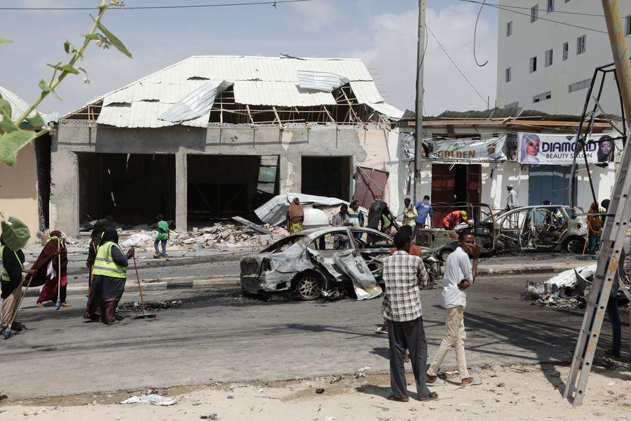Somalia forces kill 12 al-Shabab militants - Xinhua | English.news.cn