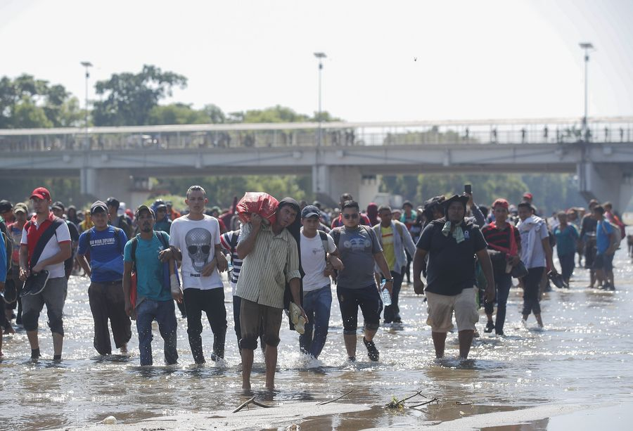 5 sentenced to prison in Mexico for migrant trafficking - Xinhua | English.news.cn