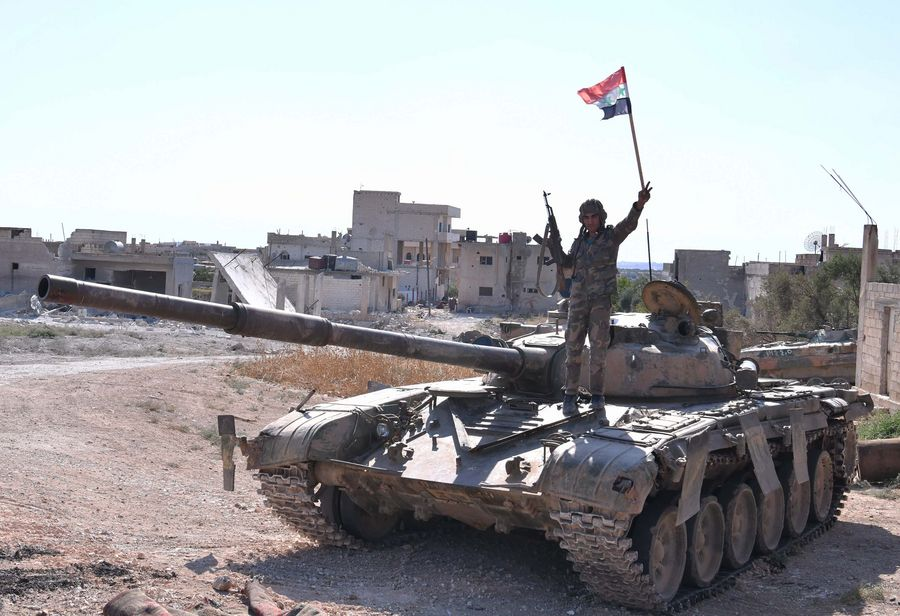 Syrian gov't forces suffer losses in Idlib province - Xinhua | English.news.cn