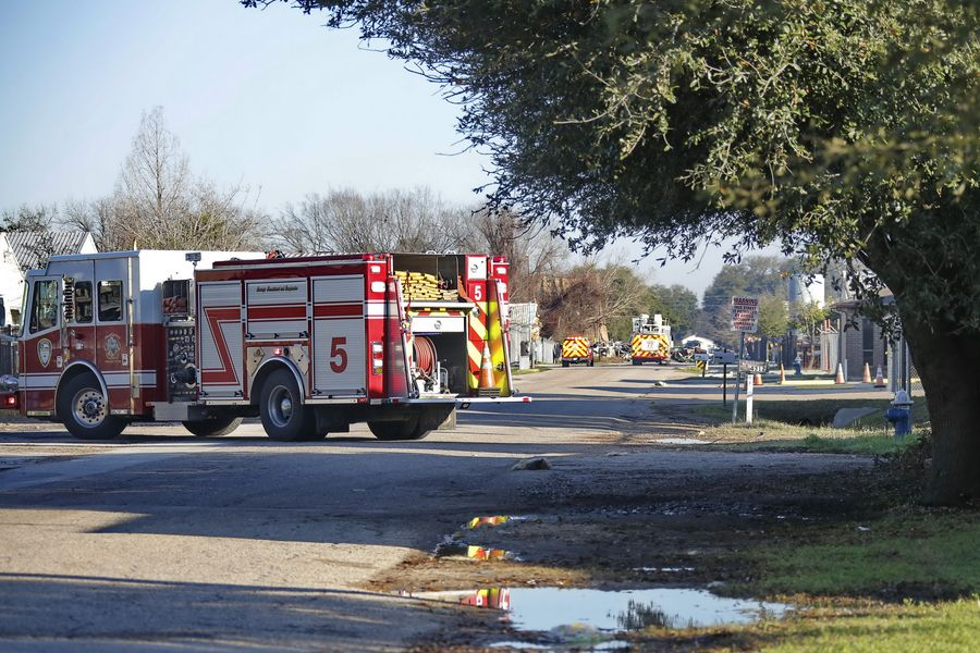 2 confirmed dead in Houston explosion - Xinhua | English.news.cn