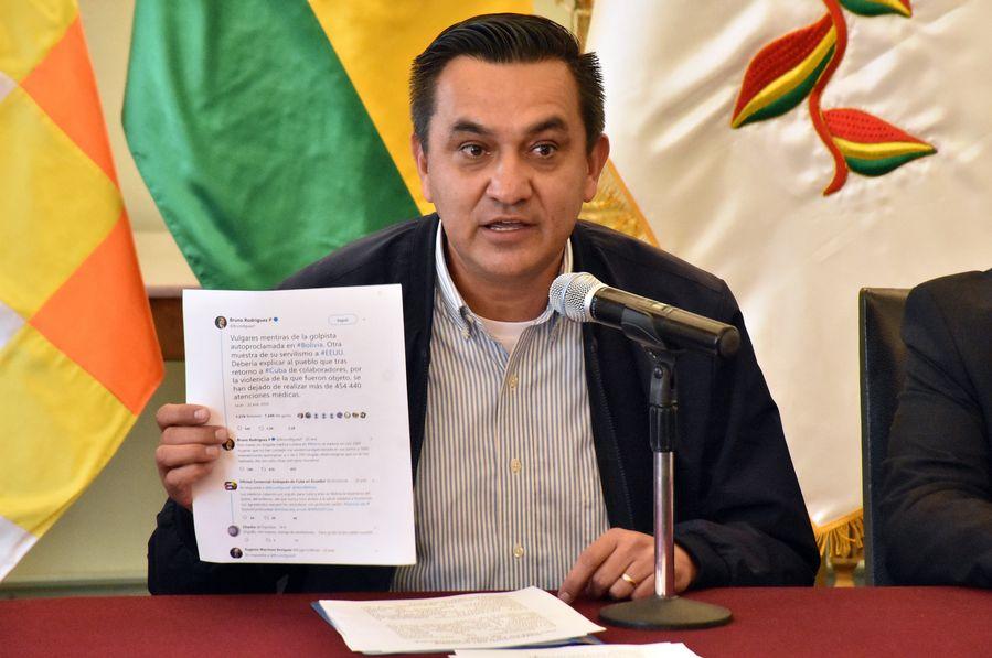 Bolivia suspends diplomatic relations with Cuba - Xinhua | English.news.cn