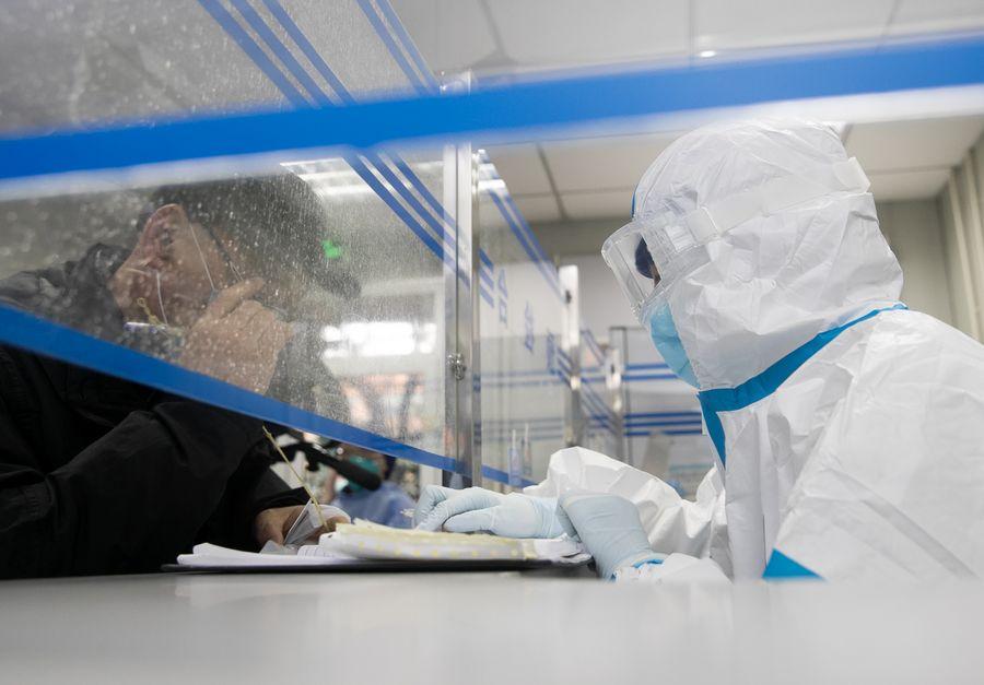 China detects large quantity of novel coronavirus at Wuhan seafood market - Xinhua   English.news.cn