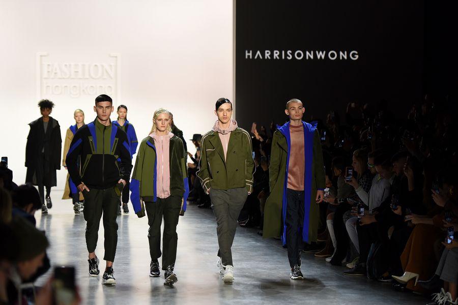 Leading Hong Kong Designers Participate In New York Fashion Week Xinhua English News Cn